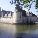 Visite du château de Montreuil Bellay (49