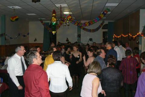 Soirée dansante : ambiance assurée pour nos diners dansants