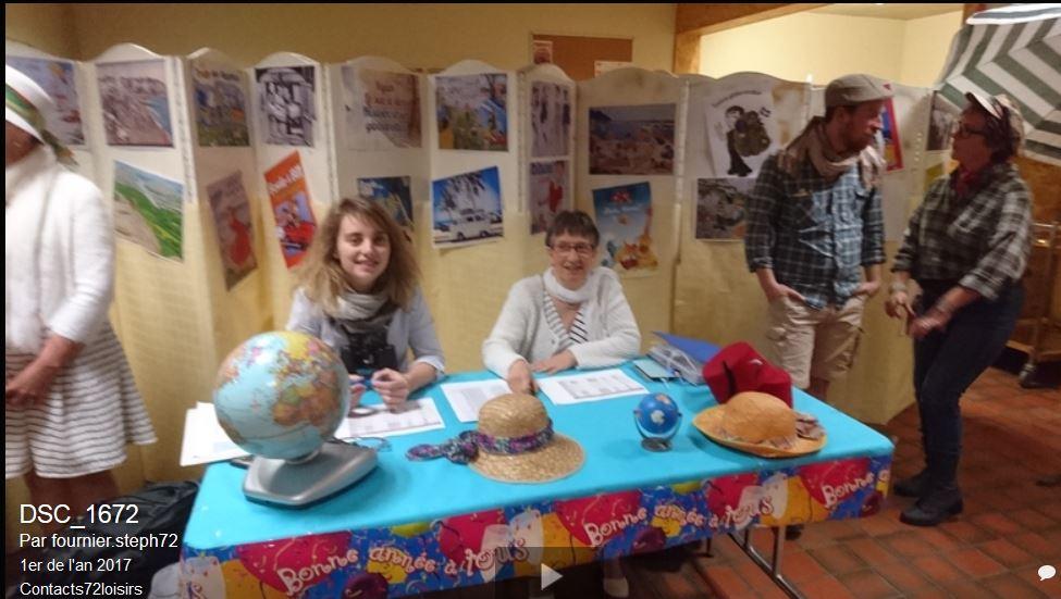 Nos hôtesses d'accueil pour un voyage autour du Monde