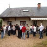Réunion activités de Juin : un de nos adhérents nous reçoit chez lui à la campagne pour un barbecue géant !