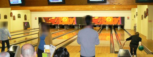 Bowling : pour petits et grands... jouez ou apprendre à jouer pour le plaisir d'être ensemble.