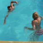 Après midi piscine qui sera suivie d'une soirée Barbecue