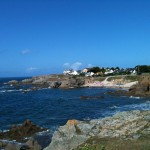 Journée au Croisic - Le train des plages c'est super !